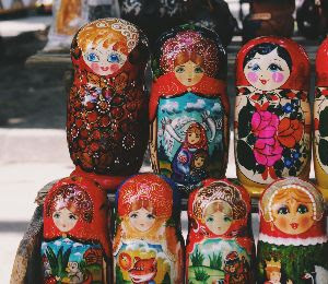 Rediscovering Cultural Stereotypes of Russia