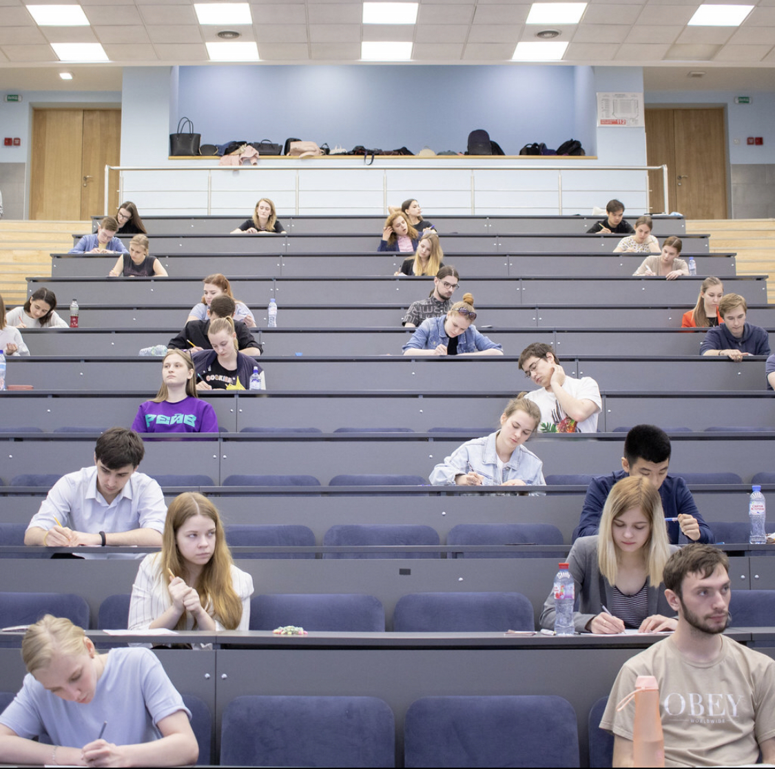 Пробный экзамен IELTS